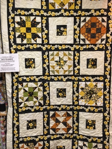 News & Information - The COUNTRY QUILTERIE : country carriage quilts - Adamdwight.com